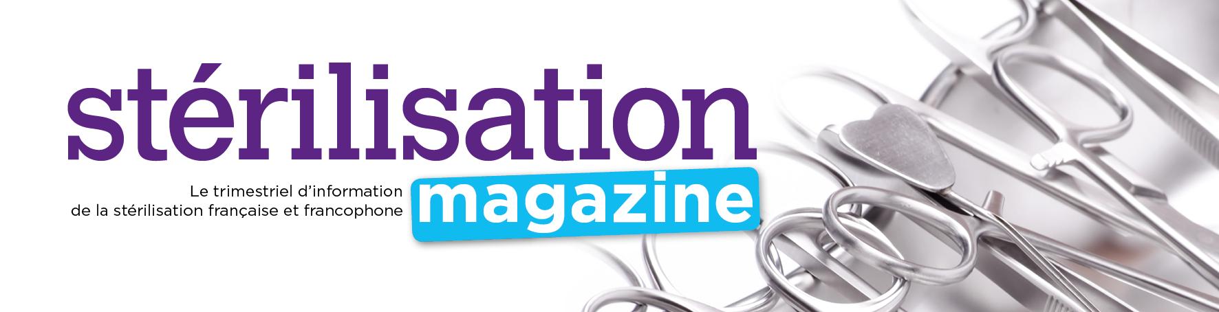 Stérilisation magazine